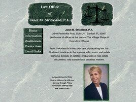 Law Office of Janet M. Strickland, P.A. (Fort Myers, Florida)