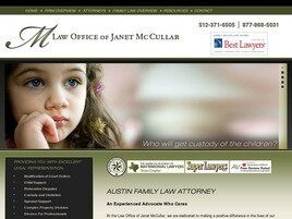 Law Office of Janet McCullar (Round Rock, Texas)