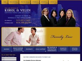 Law Offices of Korol & Velen (Los Angeles Co., California)