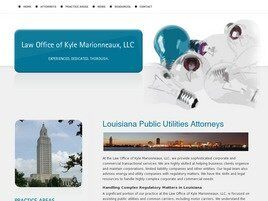 Law Office of Kyle Marionneaux, LLC (Baton Rouge, Louisiana)