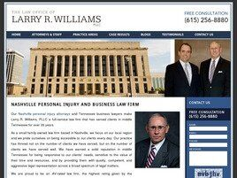 Law Office of Larry R. Williams, PLLC (Nashville, Tennessee)