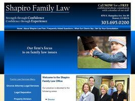 Shapiro Family Law (Denver, Colorado)
