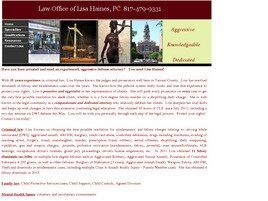 Law Office of Lisa Haines, PC (Fort Worth, Texas)