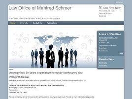 Law Office of Manfred Schroer (Riverside, California)