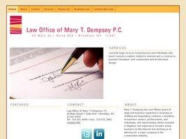 Law Office of Mary T. Dempsey, P.C. (New York, New York)
