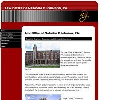 Law Office of Natasha P. Johnson, P.A. (Kissimmee, Florida)