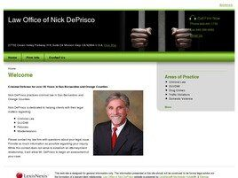 Law Office of Nick DePrisco (Santa Ana, California)