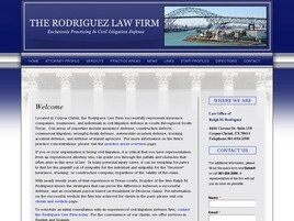 Law Office of Ralph M. Rodriguez (Victoria, Texas)