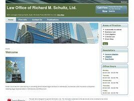 Law Office of Richard M. Schultz, Ltd. (Anoka, Minnesota)