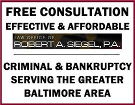 Law Office of Robert A. Siegel, P.A. (Glen Burnie, Maryland)