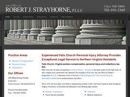 Law Office of Robert J. Strayhorne, P.L.L.C. (Manassas, Virginia)