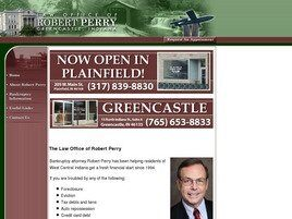 The Law Office of Robert Perry, Bankruptcy Attorney (Greencastle, Indiana)