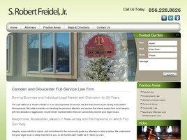 Law Office of S. Robert Freidel, Jr. (Gloucester Co., New Jersey)