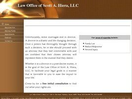 Law Office of Scott A. Hiera, LLC (Crystal Lake, Illinois)