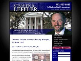Law Office of Stephen R. Leffler, P.C. (Memphis, Tennessee)