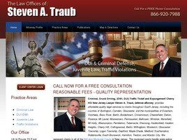 Law Office of Steven Traub (Camden Co., New Jersey)
