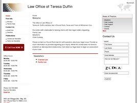 Law Office of Teresa Duffin (New Braunfels, Texas)
