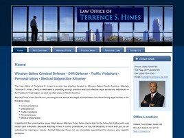 Law Office of Terrence S. Hines (Winston-Salem, North Carolina)