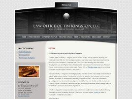 Law Office of Tim Kingston LLC (Cheyenne, Wyoming)