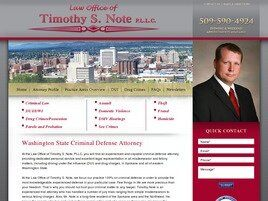 Law Office of Timothy S. Note, PLLC (Spokane, Washington)