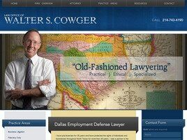 Law Office of Walter S. Cowger (Dallas, Texas)