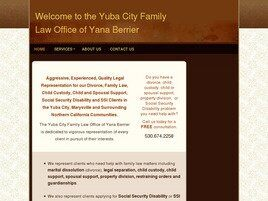 Law Office of Yana Berrier (Yuba City, California)