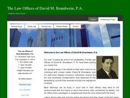 Law Offices David M. Brandwein, P.A. (Fort Lauderdale, Florida)