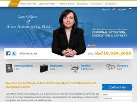 Law Offices of Alice Antonovsky, PLLC (Brooklyn, New York)
