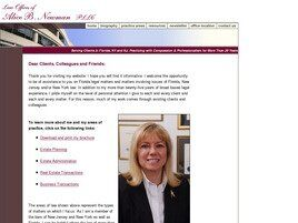 Law Offices of Alice B. Newman PLLC (Montvale, New Jersey)