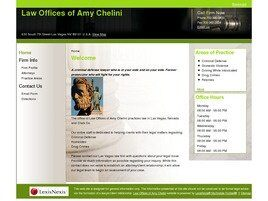 Law Offices of Amy Chelini (Las Vegas, Nevada)