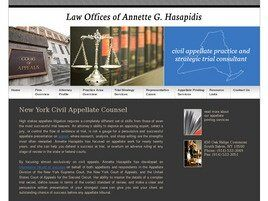 Law Offices of Annette G. Hasapidis (Westchester Co., New York)