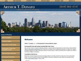 Law Offices of Arthur T. Donato, Jr. (Media, Pennsylvania)
