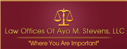 Law Offices of Ayo M. Stevens, LLC (Prince Georges Co., Maryland)