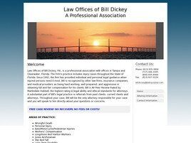 Law Offices of Bill Dickey, P.A. (Tampa, Florida)