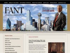 Law Offices of Brian H. Fant, P.C. (Dallas, Texas)