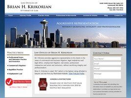 Law Offices of Brian H. Krikorian (Lynnwood, Washington)