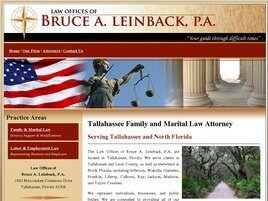 Law Offices of Bruce A. Leinback, P.A. (Tallahassee, Florida)