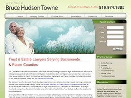 Law Offices of Bruce Hudson Towne (Sacramento, California)