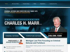 Law Offices of Charles H. Marr, P.L.L.C. (Canton, Michigan)