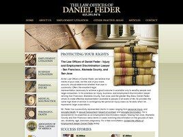 Law Offices of Daniel Feder (San Leandro, California)