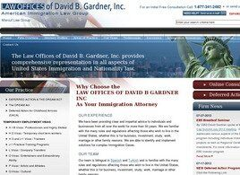 Law Offices of David B. Gardner Inc. (Los Angeles, California)