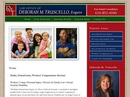 Law Offices of Deborah M. Truscello (Delaware Co., Pennsylvania)