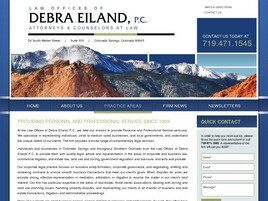 Law Offices of Debra L. Eiland, P.C. (Colorado Springs, Colorado)
