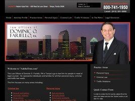 Law Offices of Dominic O. Fariello, P.A. (New Port Richey, Florida)
