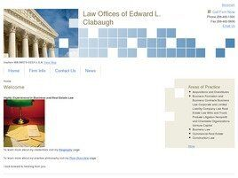 Law Offices of Edward L. Clabaugh (Olympia, Washington)