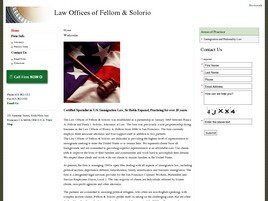 Law Offices of Fellom & Solorio (San Francisco, California)