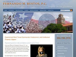 Bustos Law Firm, P.C. (Lubbock, Texas)