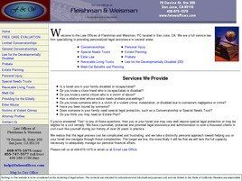 Law Offices of Fleishman & Weisman, PC (San Jose, California)