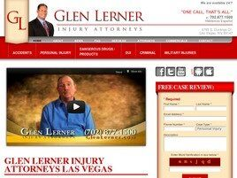 Glen Lerner Injury Attorneys (Las Vegas, Nevada)