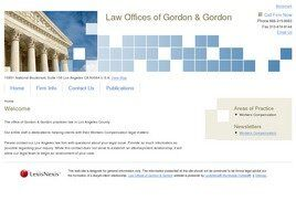 Law Offices of Gordon & Gordon (Los Angeles, California)
